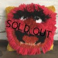 Vintage 1970s Muppets Animal Cushion (T098)