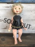 Vintage 1960s Wimsie Doll Fanny The Flapper (T124)