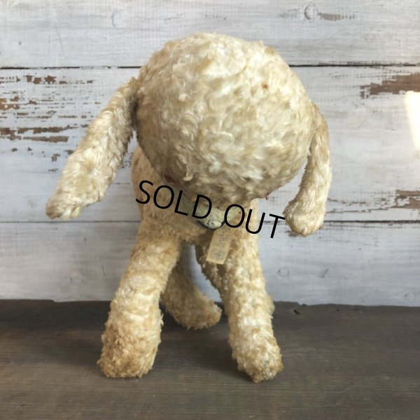 画像2: Vintage Knickerbocker Musical Doll Sheep Lamb (T138)