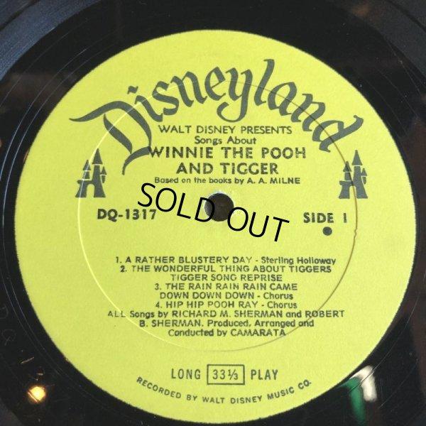 画像3: Vintage LP Disney Winnie The Pooh and Tigger (T154)