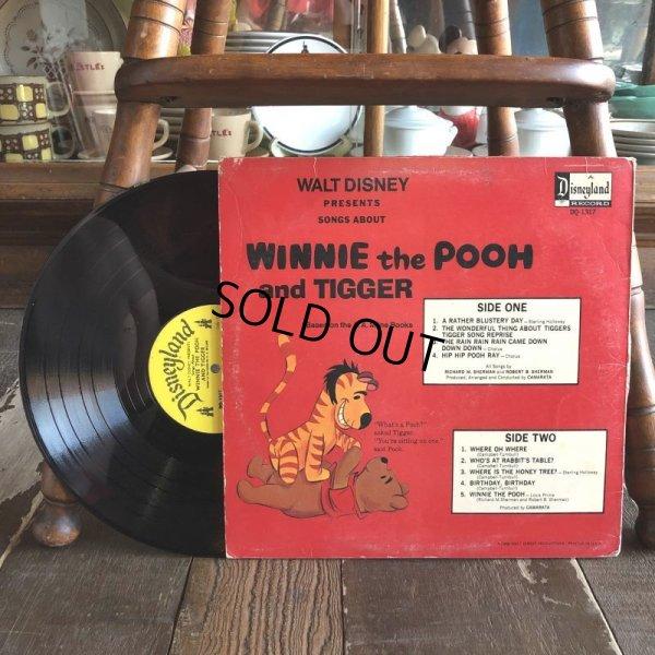 画像2: Vintage LP Disney Winnie The Pooh and Tigger (T154)