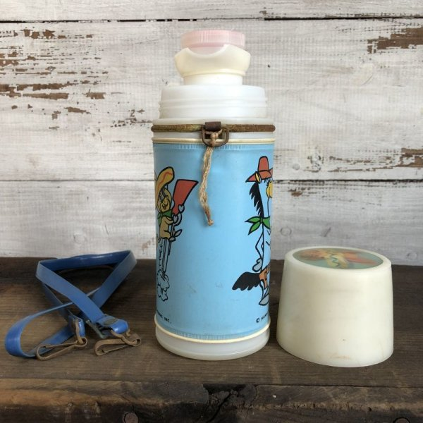画像2: Vintage Quick Draw McGraw / Water Bottle (T145)