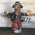 Vintage The Jolly Roger Advertising Pillow Doll (T161)