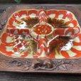 画像5: Vintage Mid-century TREASURE CRAFT Fruit Plate (T165)