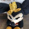 画像5: Vintage Disney Minnie Mouse Plush Doll 28cm (T174)