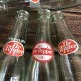 画像8: Vintage Dr Pepper 6 Bottle Pac Set (T186)