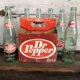画像5: Vintage Dr Pepper 6 Bottle Pac Set (T186)