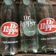 画像9: Vintage Dr Pepper 6 Bottle Pac Set (T186)