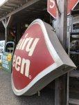 画像3: Vintage DAIRY QUEEN Huge Light Up Sign (T187)