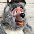 画像7: Vintage Disney BIG AL Rubber Face Doll (T181)