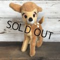 70s Vintage Disney Bambi Plush Doll (T177)
