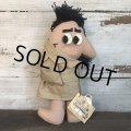 70s Vintage Mr. Flashmore Jr Stuffed Doll (T191)