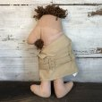画像2: 70s Vintage Mr. Flashmore Jr Stuffed Doll (T190)  (2)