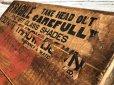 画像11: Vintage McKENNEY&WATERBURY Necco Sweets Wooden Crate Box (T194)