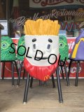 Vintage Mcdonald's Playland Chair Chair French Fry (S199)