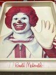 画像6: Vintage Ronald McDonald 3D Wall Sign (S202)
