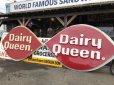 画像2: Vintage DAIRY QUEEN Huge Sign (T218) (2)