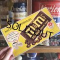 1960s Vintage Advertising Store Decals Sign M&M's (T234)