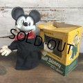 50s Vintage GUND Walt Disney Hand Puppet Mickey (T252)