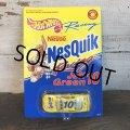 Vintage Nestle Quik The Bunny Hot WheeL (T255)