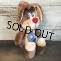 Vintage Nestle Quik The Bunny Plush Doll RUSS (T261)