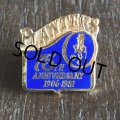 Vintage Planters 75th Aniversary 1906-1981 Mr. Peanut Pins (T265)