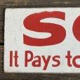 画像5: Vintage Sign SOLD It Pay to call a Realtor (T288)