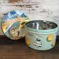 Vintage Can Rum Creoles (T937)