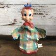 画像1: Vintage Gund Harveytoons Hand Puppets Little Audrey (T937) (1)