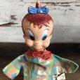 画像2: Vintage Gund Harveytoons Hand Puppets Little Audrey (T937) (2)