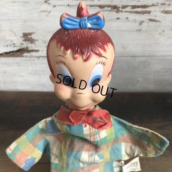 画像2: Vintage Gund Harveytoons Hand Puppets Little Audrey (T937)