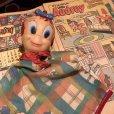 画像7: Vintage Gund Harveytoons Hand Puppets Little Audrey (T937)