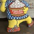 画像2: Vintage Pops-Rite Popcorn Puffy Pillow Doll  (T298)   (2)