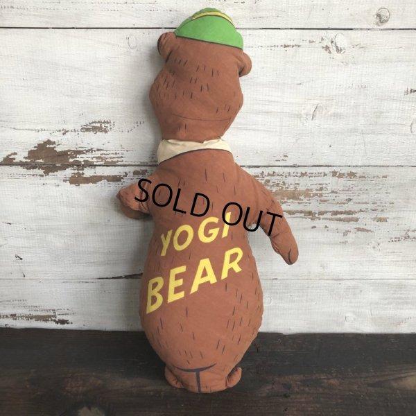 画像4: Vintage Yogi Bear Pillow Doll  (T301)