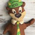 画像2: Vintage Yogi Bear Pillow Doll  (T301)   (2)