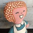 画像3: Vintage Chore Girl Pillow Doll  (T296)   (3)
