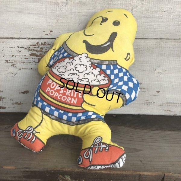 画像5: Vintage Pops-Rite Popcorn Puffy Pillow Doll  (T298)