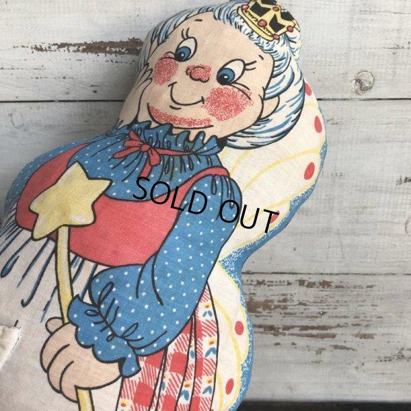 画像2: Vintage Tooth Fairy Pillow Doll  (T297)