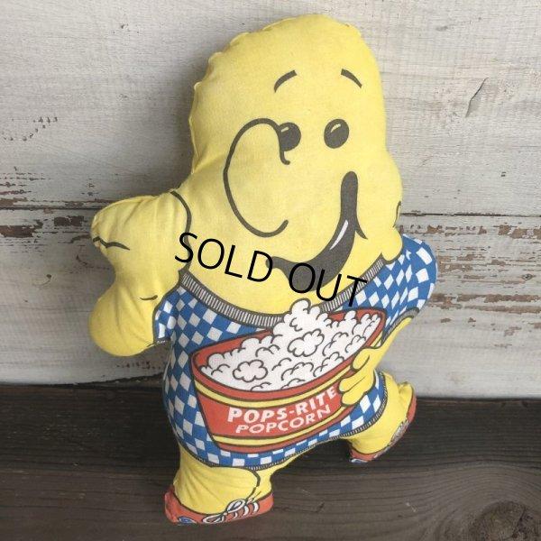 画像3: Vintage Pops-Rite Popcorn Puffy Pillow Doll  (T298)