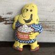 画像1: Vintage Pops-Rite Popcorn Puffy Pillow Doll  (T298)   (1)