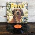 画像1: 70s Vintage LP Benji (T298) (1)