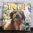画像4: 70s Vintage LP Benji (T298) (4)