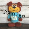 Vintage Golden Crisp Sugar Bear Doll (T307)