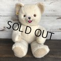80s Vintage Russ Snuggle Bear Plush Doll BIG SIZE (T305)