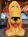 画像9: 70s Vintage My Toy Plastic Bank Basset hound SAD EYE DOG (T321)