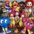 画像4: 80s Vintage McDonald's Pillow Doll Ronald Mini (T347)  (4)