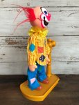 画像4: 70s Vintage MATTEL Dancing Clown Figure (T361)