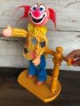 画像1: 70s Vintage MATTEL Dancing Clown Figure (T361)   (1)