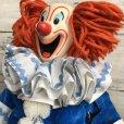 画像8: 60s Vintage Mattel BOZO the Clown Doll (T376)