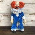 画像2: 60s Vintage Mattel BOZO the Clown Doll (T376) (2)
